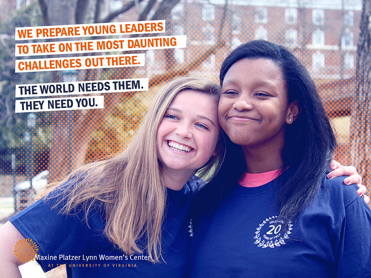 Support the Women's Center on Giving to Hoos Day!