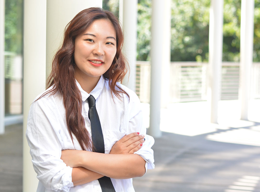 Jieru Shi, Social Media Marketing Intern