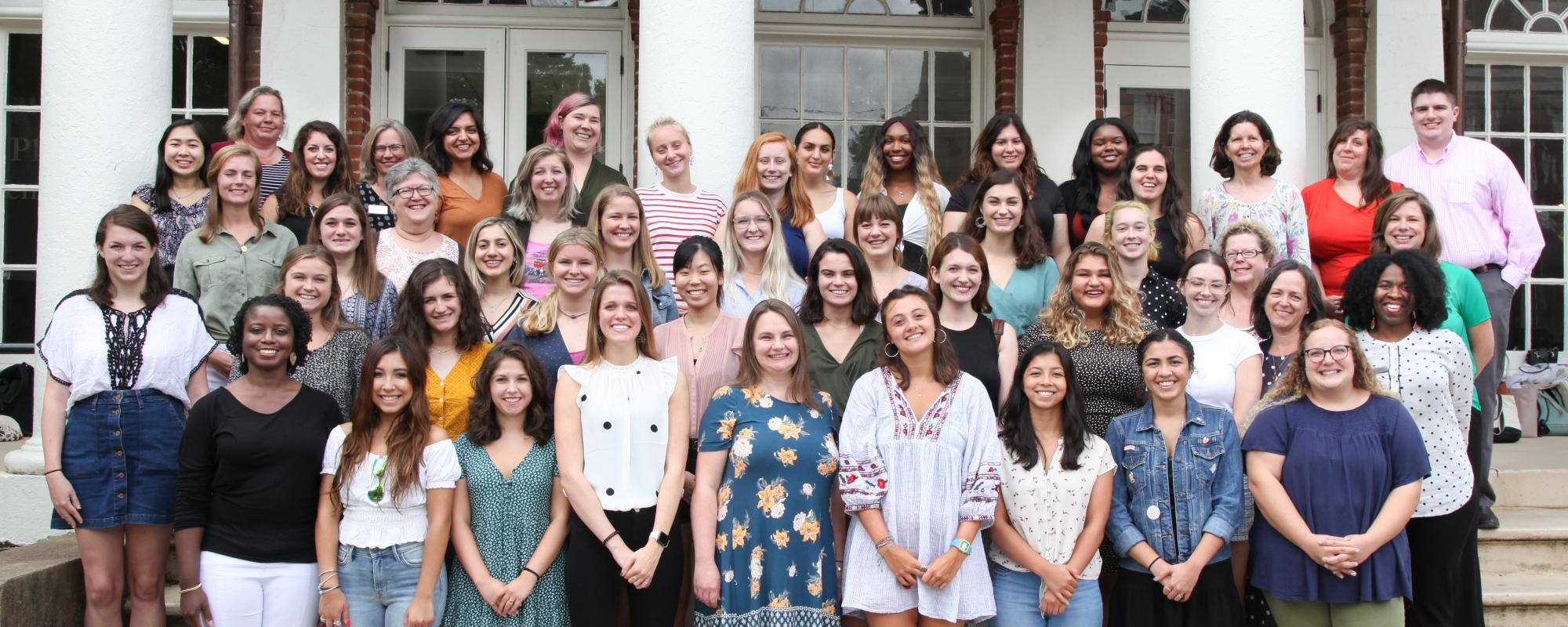 2019 Internship Cohort